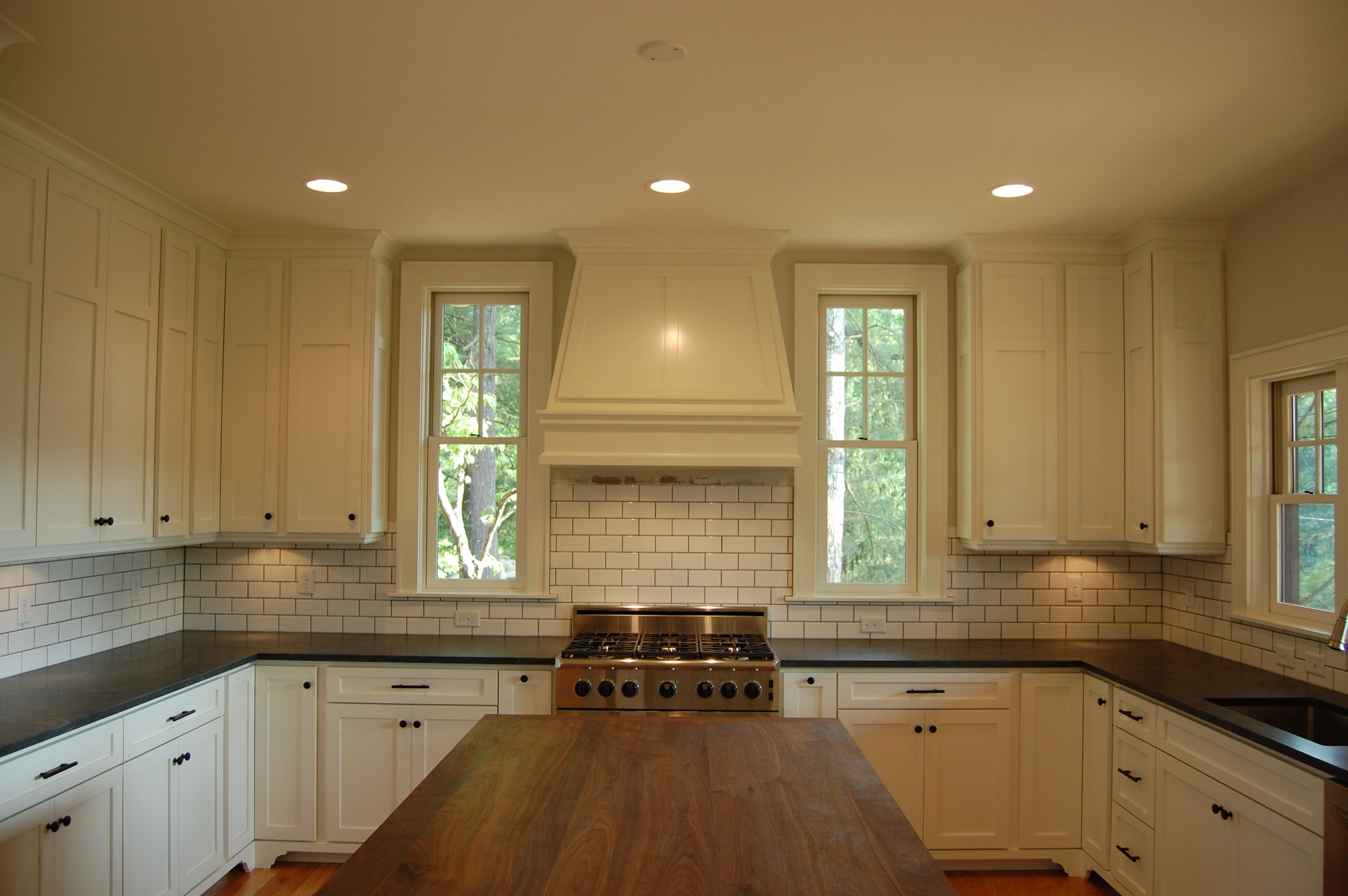Best Benjamin Moore White Dove Paint On Cabinets Honed Virginia 400 x 300