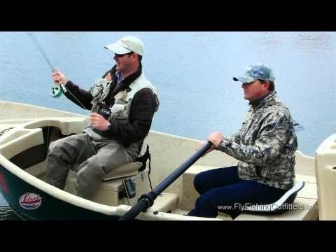 How To Fly Fish Lakes Airflo Sixth Sense Fly Lines Youtube Pesca Lago