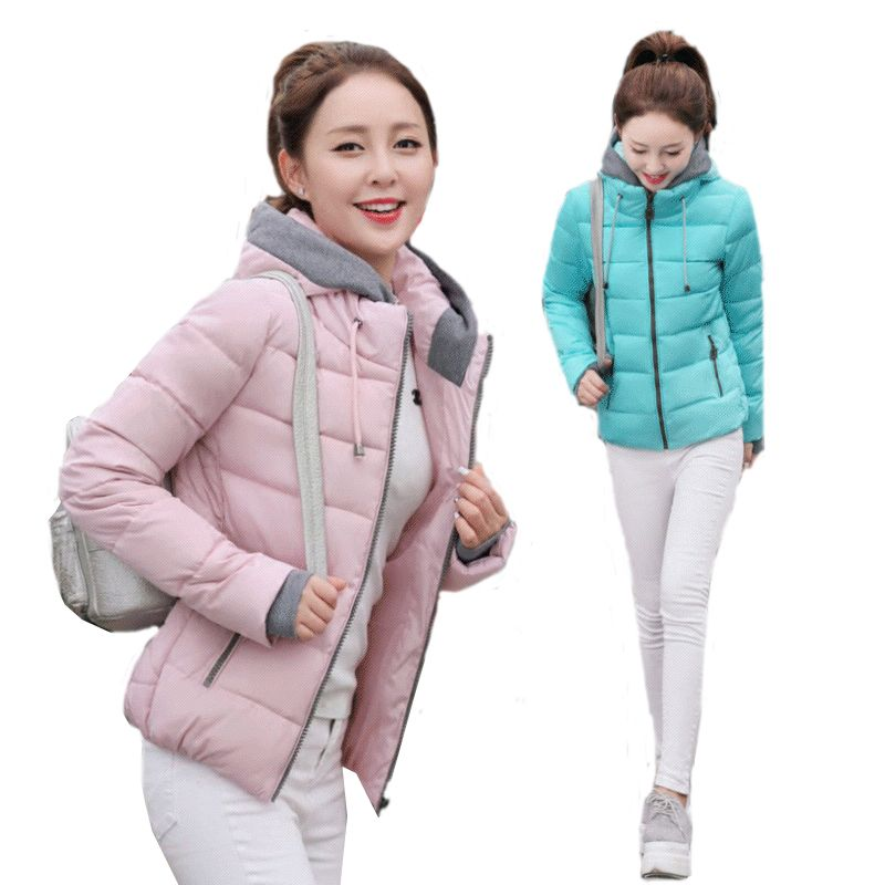 $27.88 (Buy here: https://alitems.com/g/1e8d114494ebda23ff8b16525dc3e8/?i=5&ulp=https%3A%2F%2Fwww.aliexpress.com%2Fitem%2F2016-New-Fashion-Women-Coat-Fashion-Spring-Autumn-Women-Jacket-Female-Parkas-Casual-Basic-Jackets-Wadded%2F32688682291.html ) 2016 New Fashion Women Coat Fashion Spring Autumn Women Jacket Female Parkas Casual Basic Jackets Wadded jaqueta feminina MA314 for just $27.88
