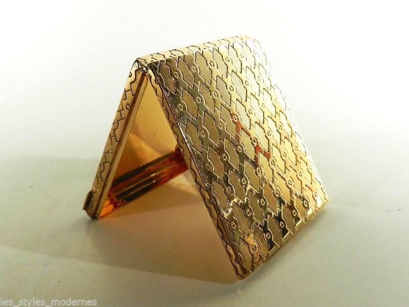 Art Deco Etui Silber Vergoldet Visitenkartenetui