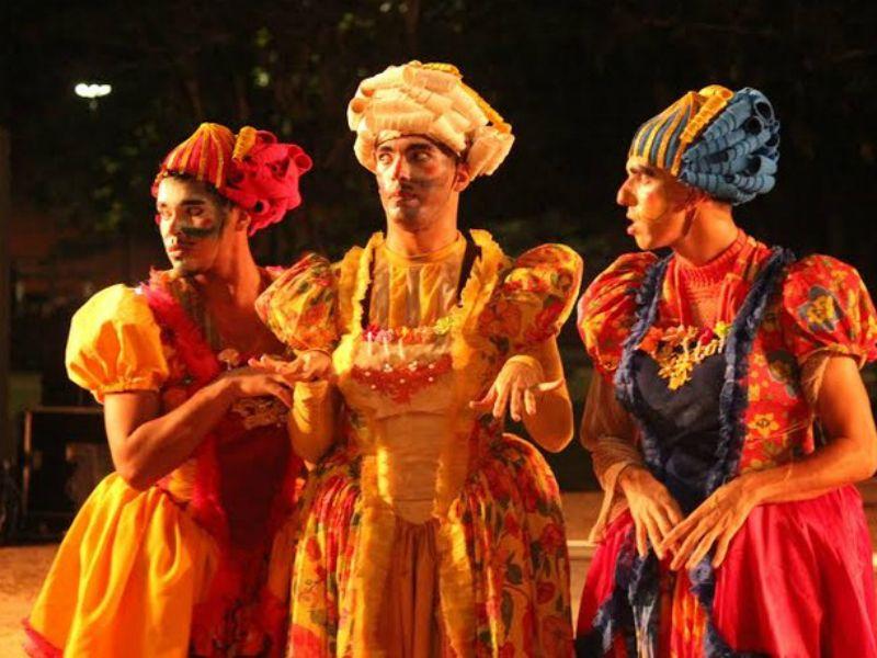 O núcleo de teatro contemporâneo realiza uma apresentação única no dia 22 de fevereiro, às 20h, com entrada Catraca Livre