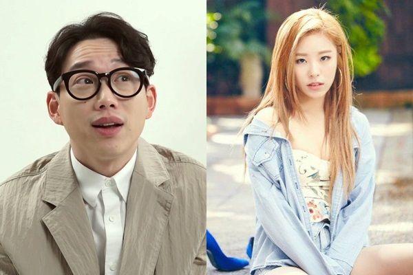 Misunderstanding Between Mamamoo S Wheein 10cm S Kwon Jung Yeol Resolved