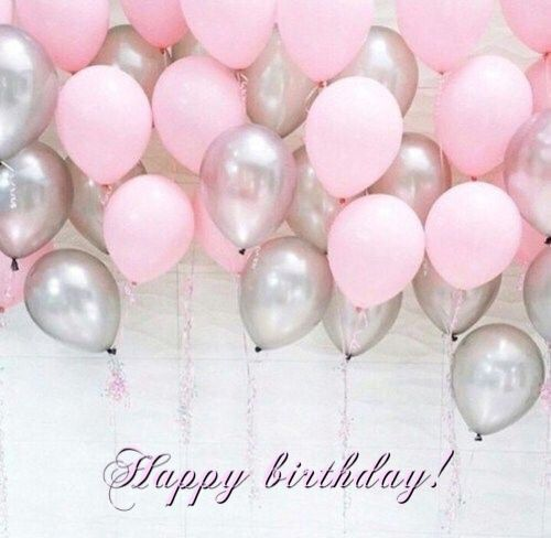 Happy Birthday Silver Party Decorations Pink 18th Ideas Decoration