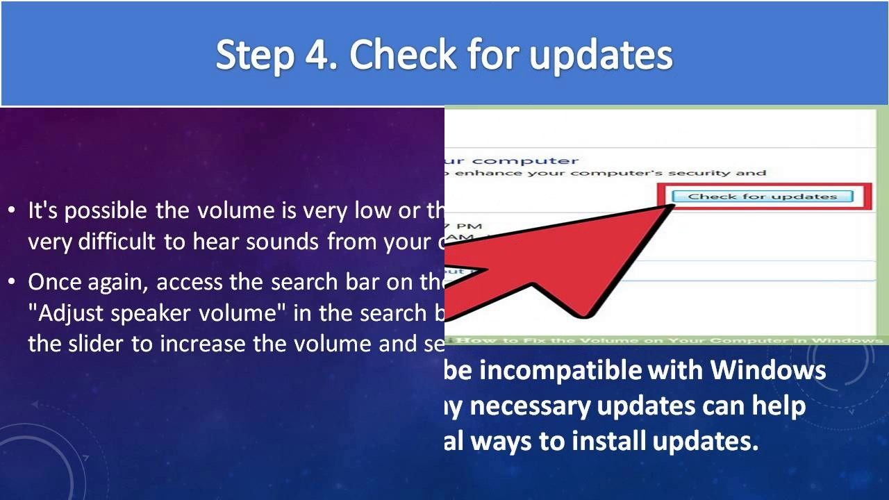 How To Fix Volume On Your Computer ? Youtube, Computer