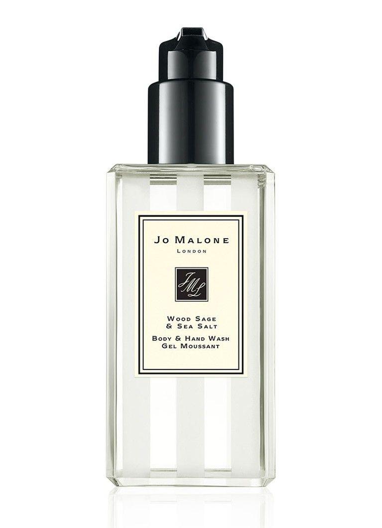Jo Malone London Wood Sage & Sea Salt Body & Hand Wash • de Bijenkorf