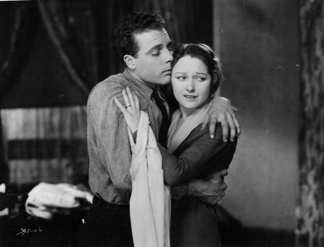 James Murray And Eleanor Boardman In The Crowd 1928 Directed