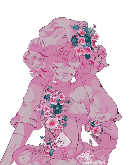 pink diamond steven universe pinterest steven universe