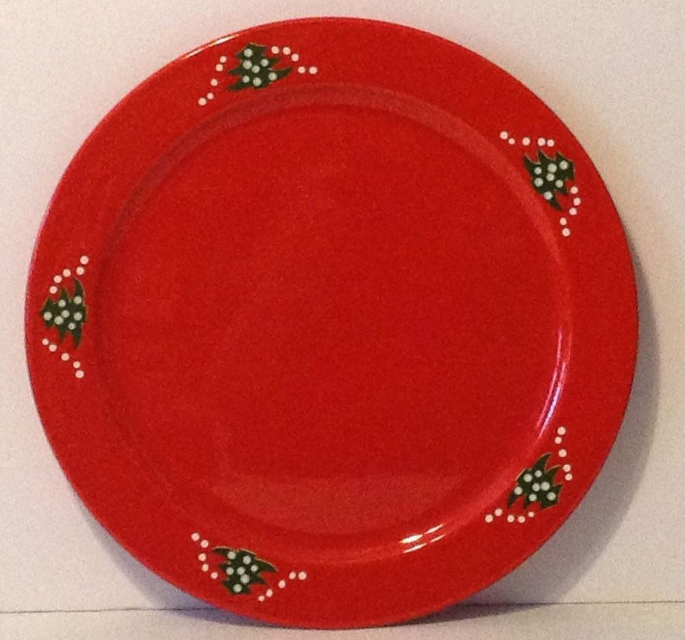 Waechtersbach Red Christmas Tree Chop Plate Platter Dish : waechtersbach dinnerware christmas tree collection - pezcame.com