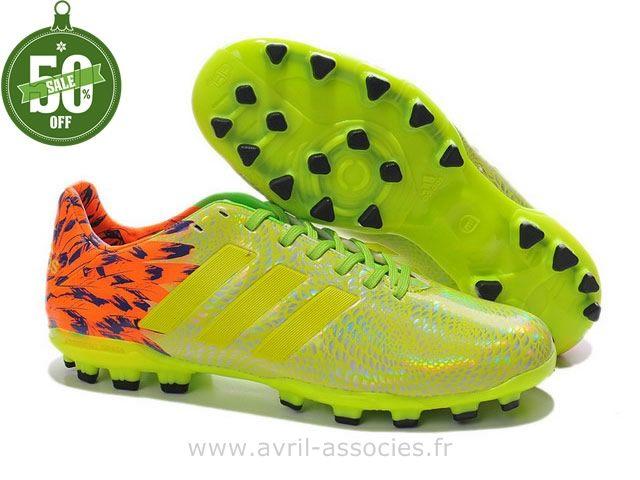 Boutique adidas 11Pro Carnaval TRX AG Jaune Rouge (Chaussure De Foot Pas  Cher Adidas)