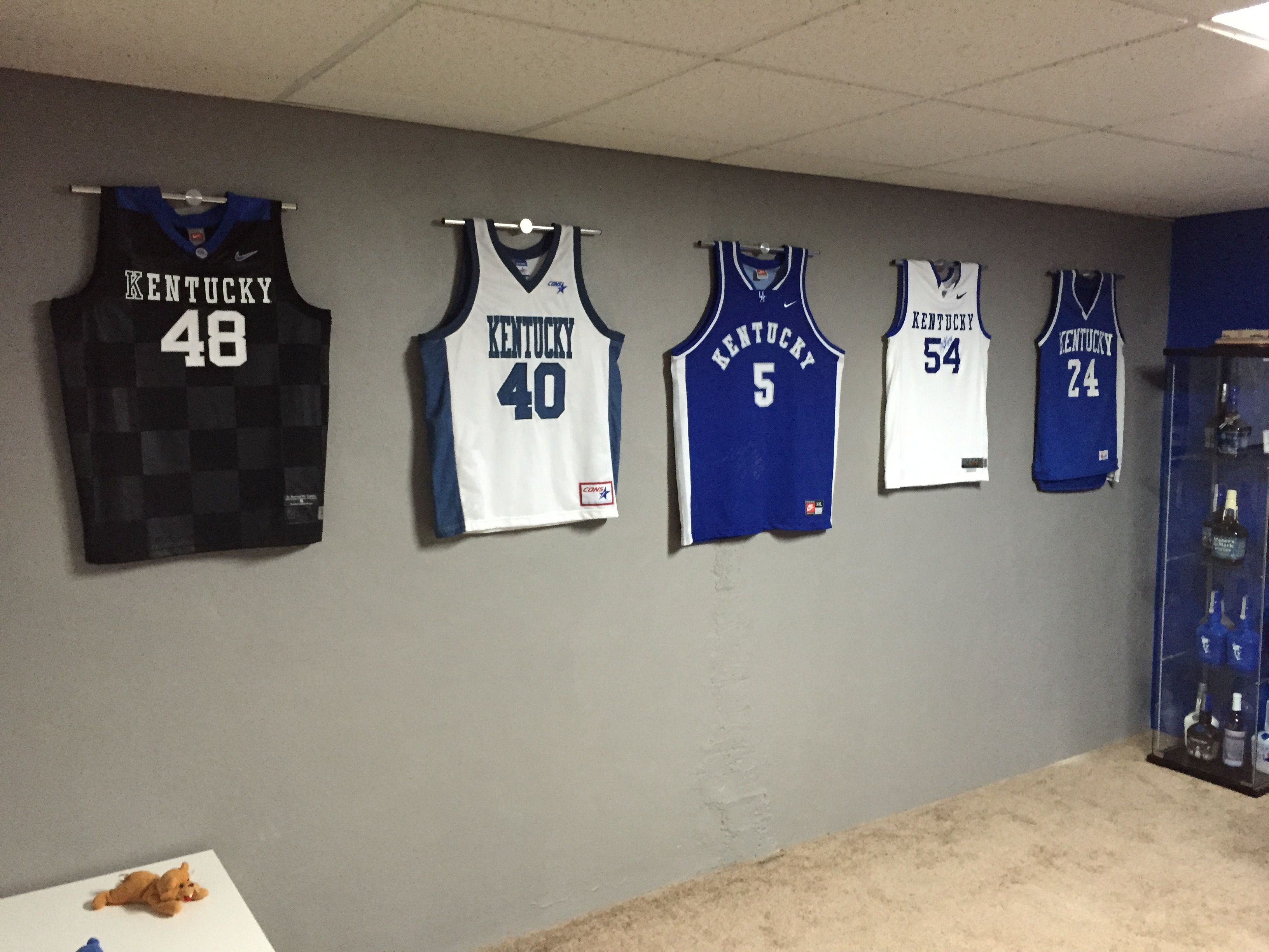 University Of Kentucky Man Cave Ideas : Best sports man caves images football cave