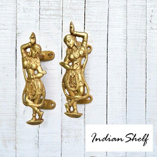 Metal Handles Golden Dancinghandle Handle Door Handles Handle Decor