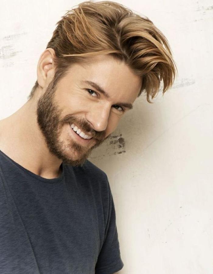 2015 Yilinin Iyi Erkek Sac Modelleri Saclarim Ve Ben Orta Uzunlukta Sac Stilleri Erkek Sac Modelleri Sari Sac Renkleri