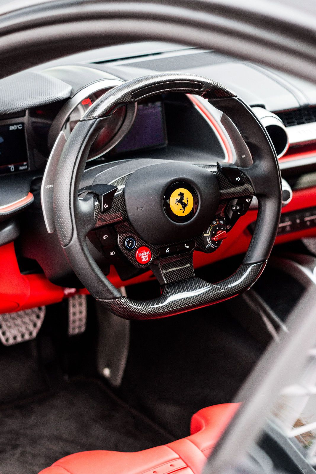 Ferrari 812 Superfast Interior : ferrari, superfast, interior, Ferrari, Superfast, Luxury, Pulse, France, LuxuryPulse., Ferrari,, Super, Cars,, Sharing