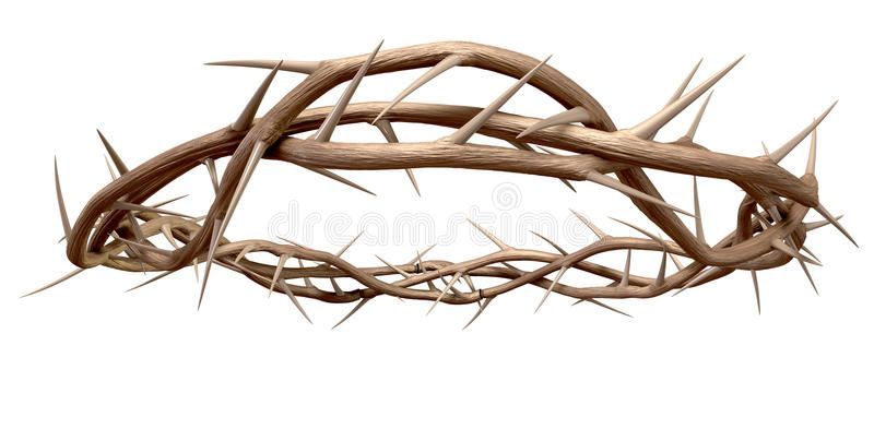 A Crown Of Thorns Branches Of Thorns Woven Into A Crown Depicting The Crucifixi Spon Thorns Woven Branches C Crown Of Thorns Celtic Wall Art Thorns