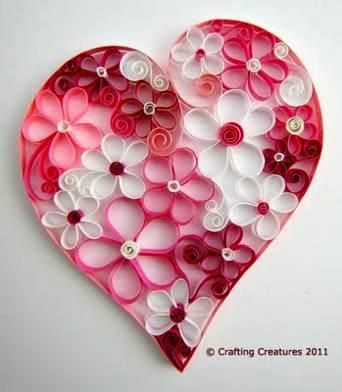Paper Quilling Flowers Designs - Life Chilli
