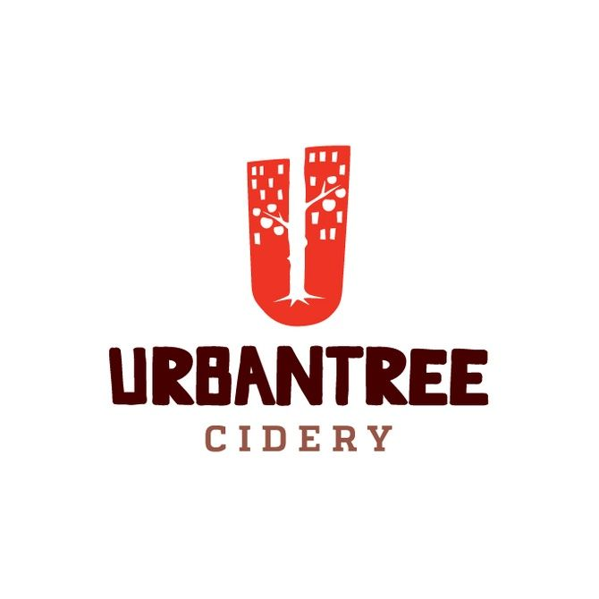 Urban Tree Cidery - Graphis