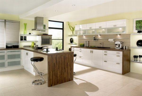 Modern Kitchens 25 Designs That Rock Your Cooking World Kitchen Inspiration Design Green Kitchen Designs Kitchen Design Trends