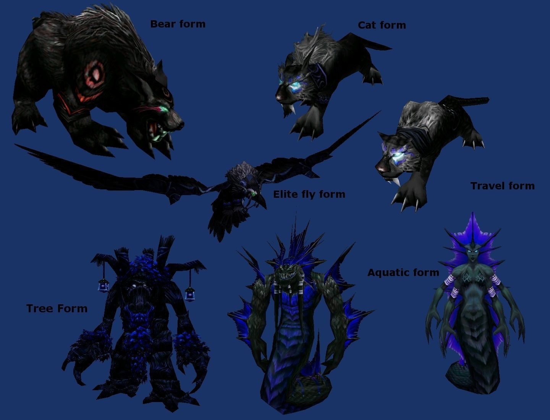 World of Warcraft Night Elf | World+of+warcraft+night+elf+druid+ ...