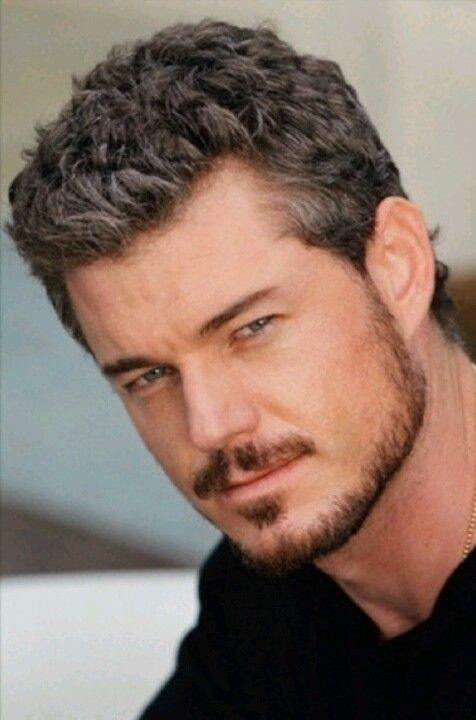 McSteamy. Who doesn\'t love an older man with a beard and a doctor ...