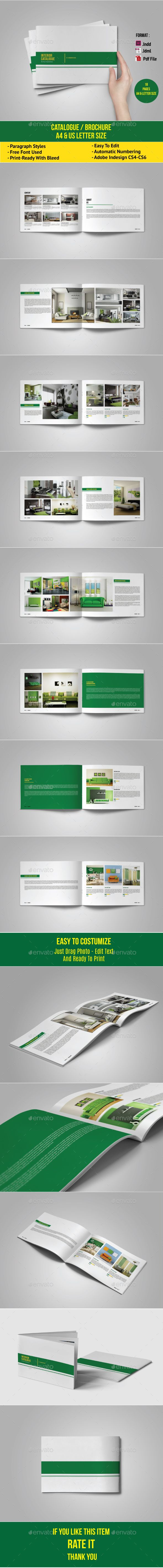 Multipurpose Catalogue/Brochure | Broschüren