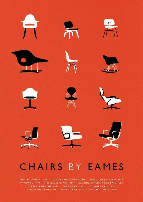 Strange Eames Poster Art Print By Weavers Of South Sea Famous Frankydiablos Diy Chair Ideas Frankydiabloscom