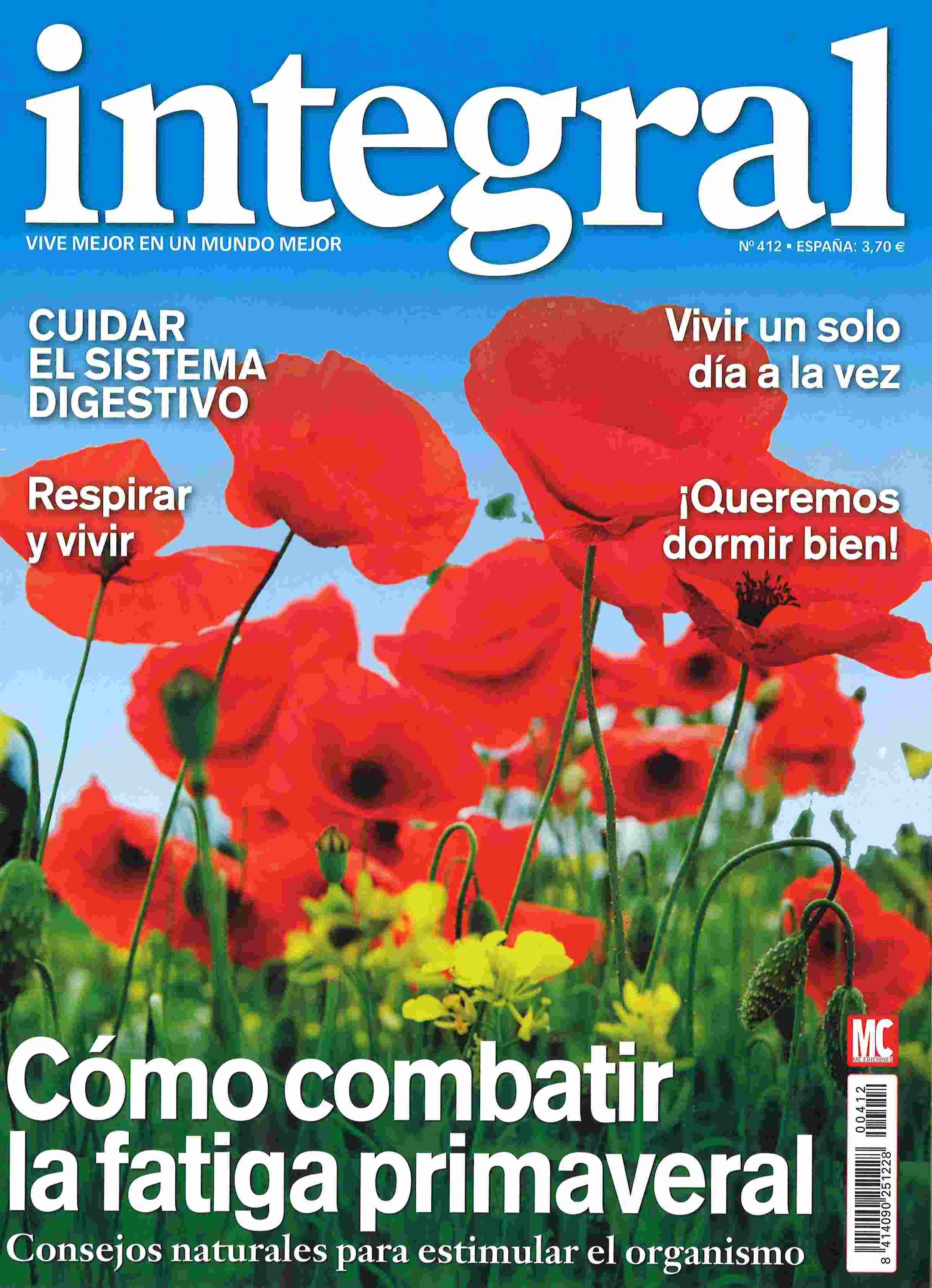 INTEGRAL  nº 412 (Abril 2014)