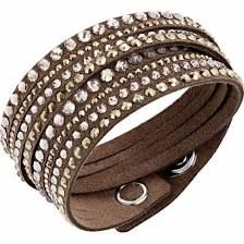 Swarovski Slake Brown Deluxe Bracelet - 5141349