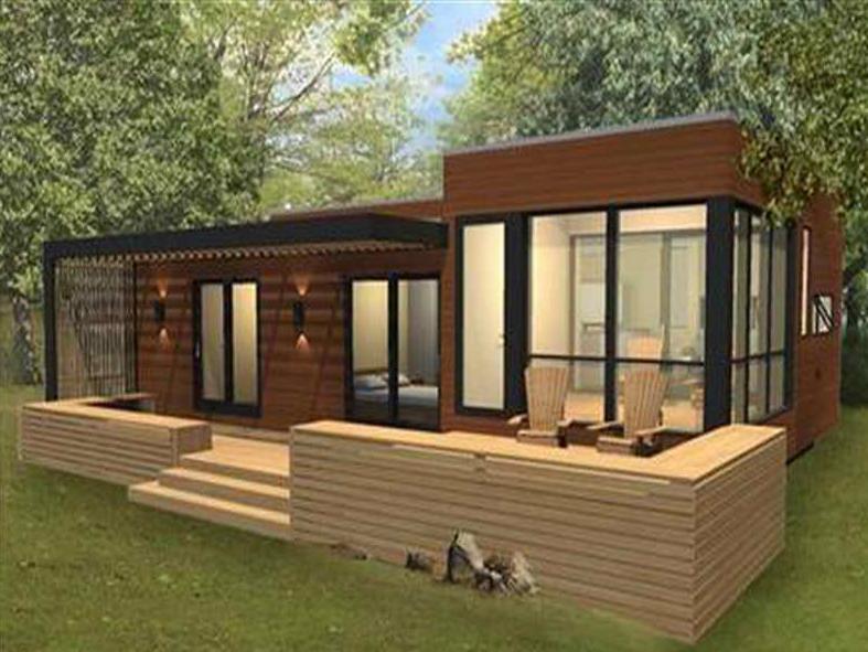 Prefab Tiny House For Sale Contemporary Modular Home Designs