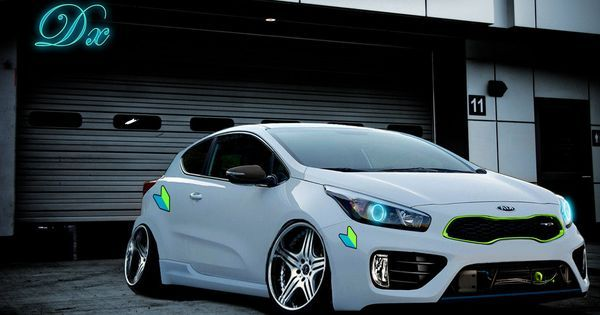 Kia Ceed Gt By Dennoxdesign 車 バイク Pinterest Art And By