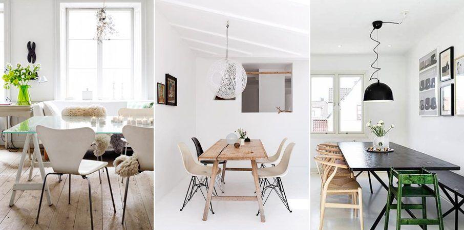 Comedores Con Estilo   Pequeno Comedor Nordico Decoracion Pinterest Comedores