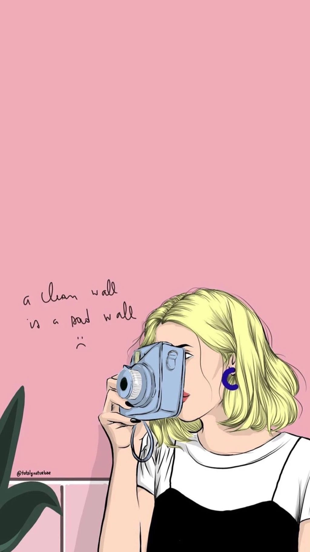 Iphone wallpaper, Girl wallpaper, Cute ...