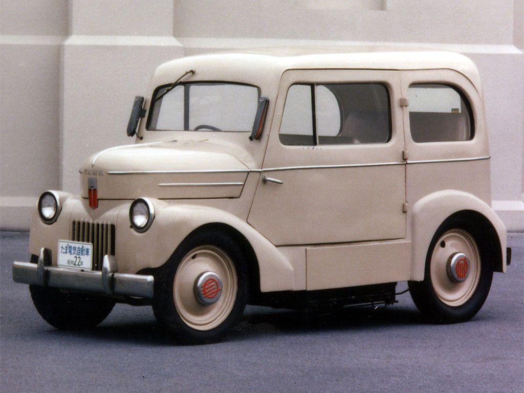 tama electric carnissans first electric car developed in 1947 it was used as a taxi