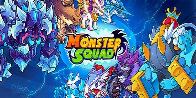 Download Monster Squad MOD Apk