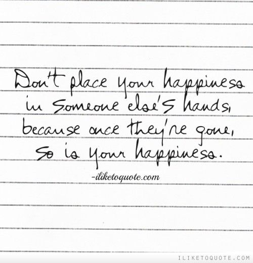 I Like To Quote Go For It Quotes Happy Quotes Hand Quotes