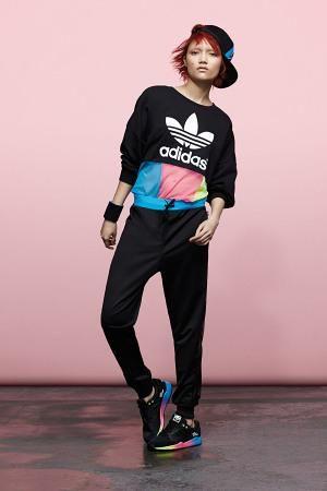 costume donna intero sportivo adidas