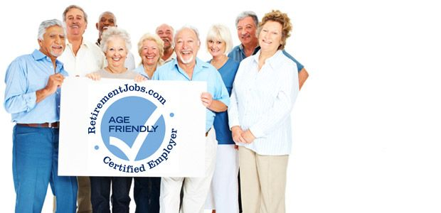We\u0027ll help you beat age bias Access certified age friendly