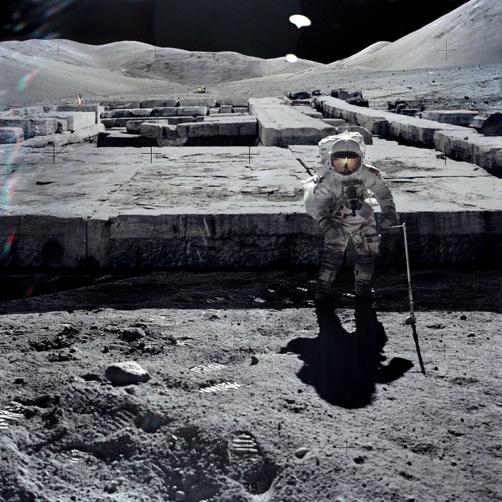 Suppressed Nasa Photos Of The Moon