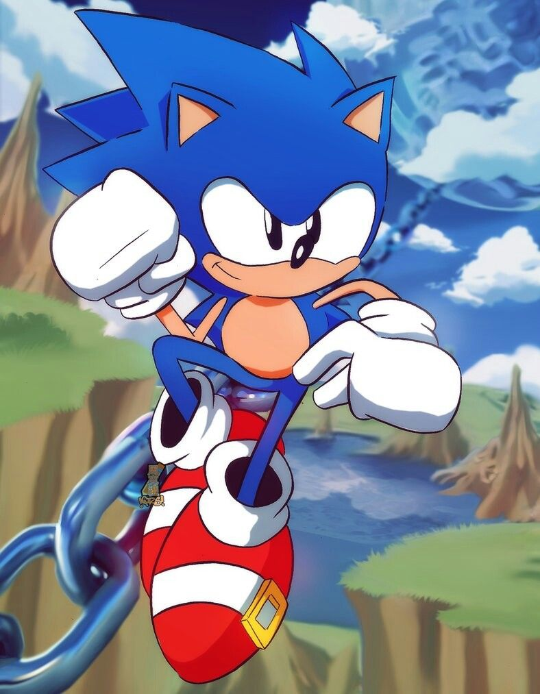 Pin By Alexandra On Sonic The Hedgehog Sonic And Friends Girls Cartoon Art Classic Sonic