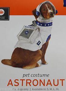 Halloween Astronaut K9 Crew Pet Dog Costume Size Small 5 15 Lbs 10 Dog Costume Dogs Pet Costumes
