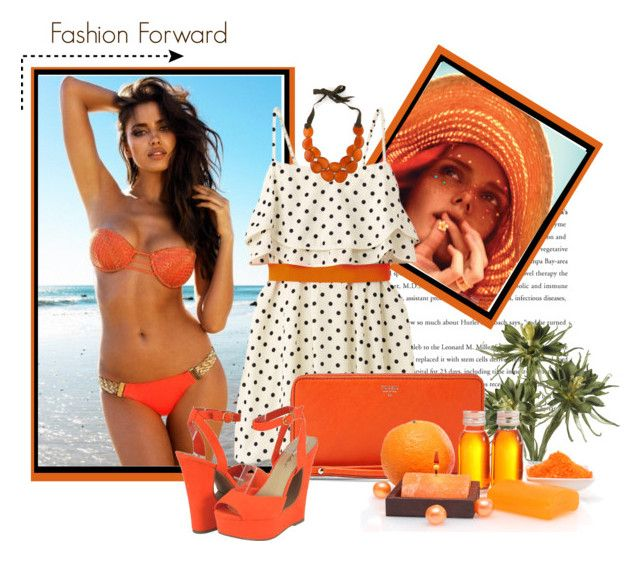 Al sol by bea2794 on Polyvore featuring moda, Uniqlo, Breckelle's, FOSSIL, Beach Bunny and Jalo