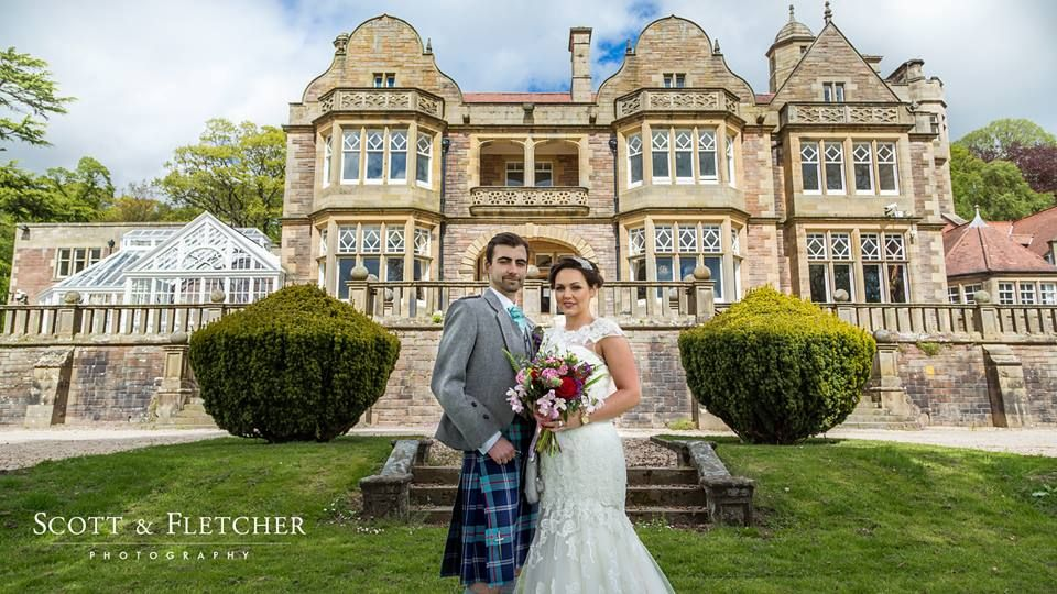 Inglewood House And Spa Boutique Hotel Wedding Venue In Central Scotland
