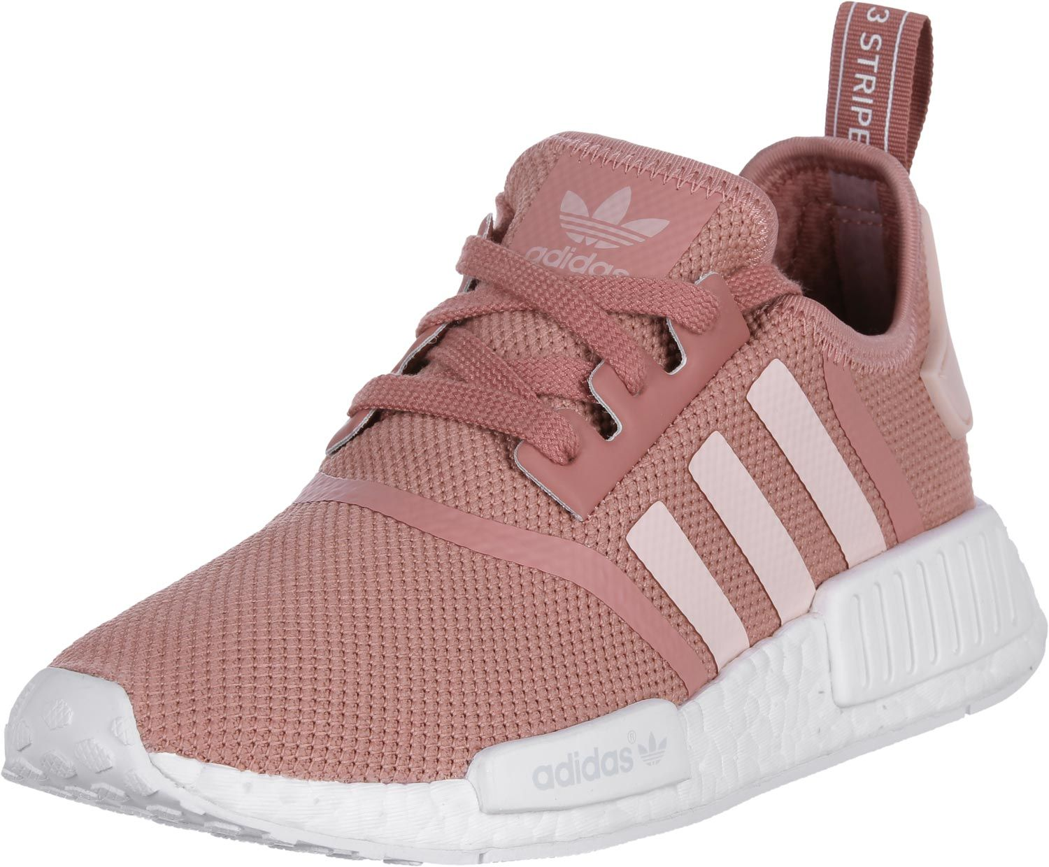 adidas nmd r1 dames roze