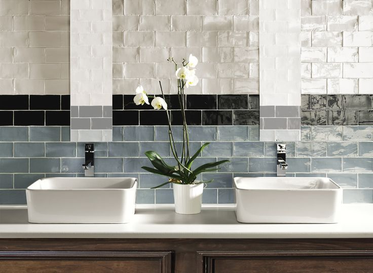 Kitchen Tiles Handmade keen to jump on the subway tile trend? we share different ways to