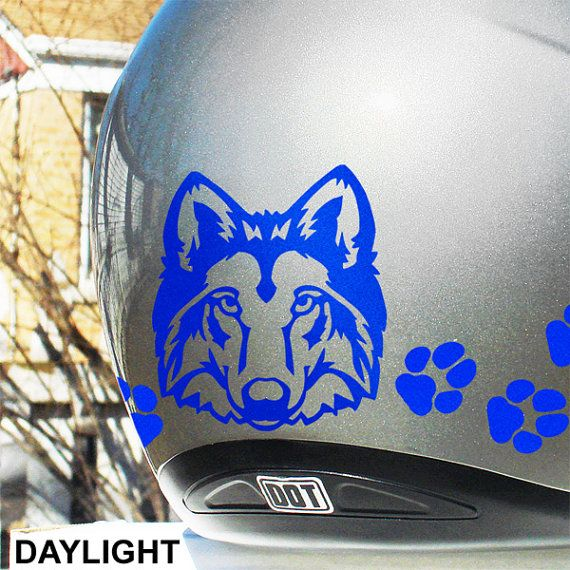 I Pushed Her Biker Uniform Motorcycle Helmet Decal Sticker If You Can Read This