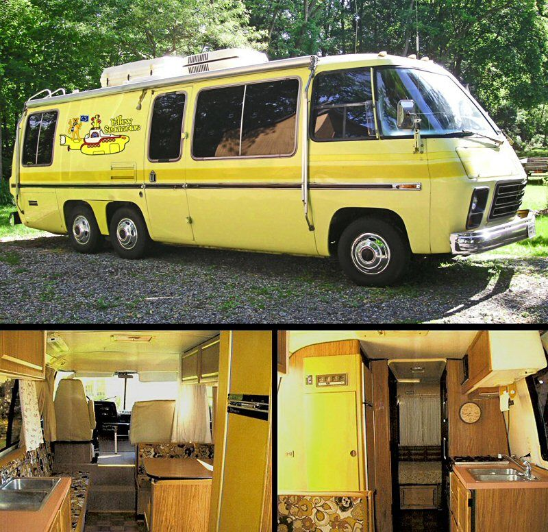 Bethune Sales Company Gmc Motorhomes For Sale Campers World