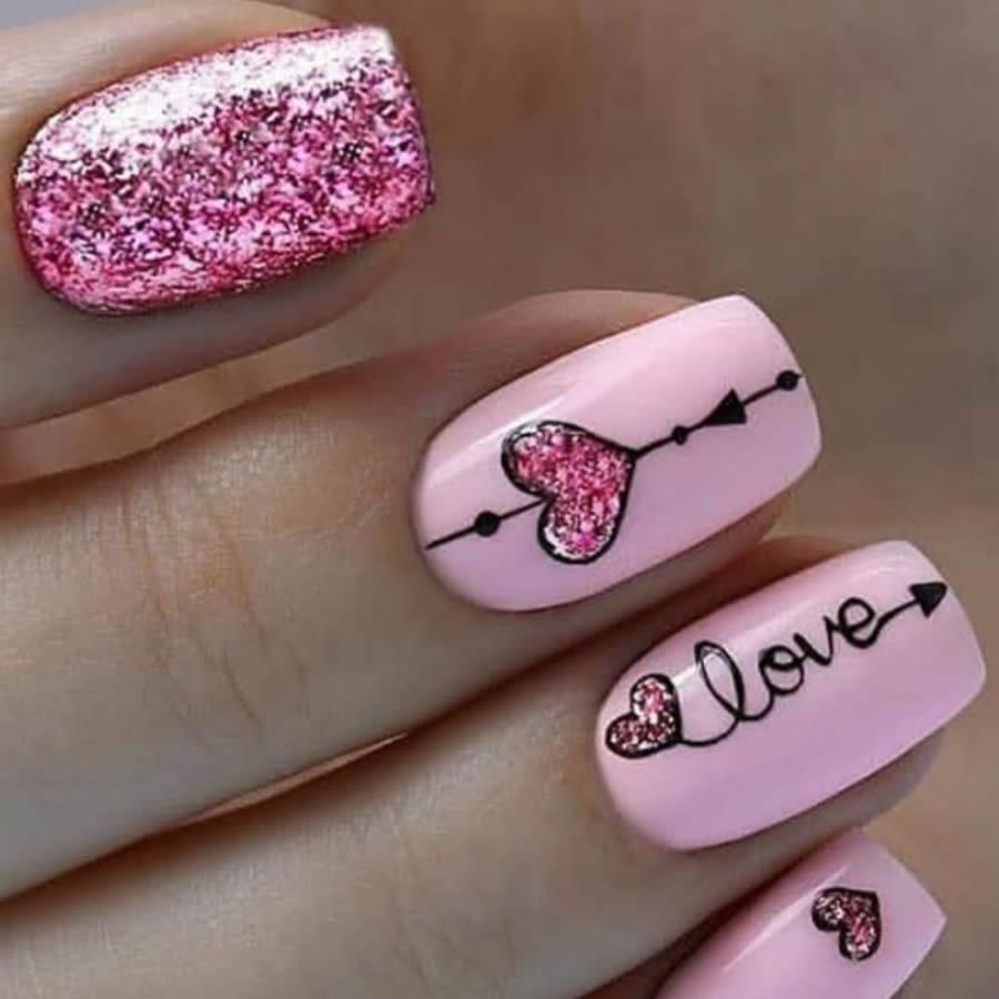 Unas Para San Valentin 2021