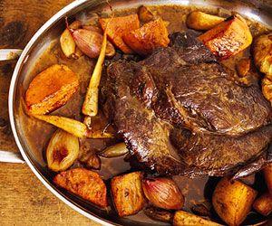 Easy pot roast recipe dutch oven