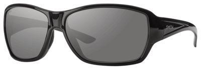 bb7aa7f2b65bb Smith Optics Purist Polarized Sunglasses for Ladies - Black Gray ...