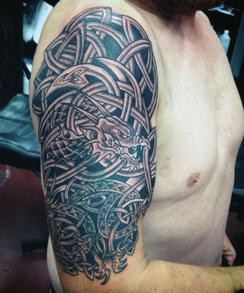 Trending Celtic Tattoo Design Ideas For 2019 That You Must Check Out Hike N Dip Celtic Tattoos For Men Celtic Tattoos Tattoos For Guys