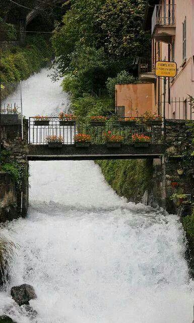 Lake Como. Italy